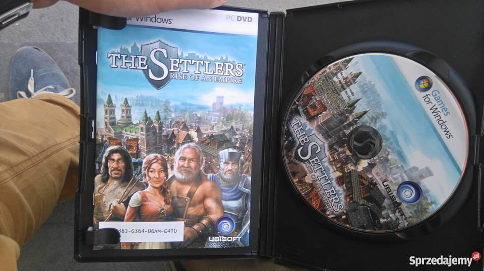 Gra The Settlers Rise Of An Empire Gliczarów Górny Sprzedajemypl