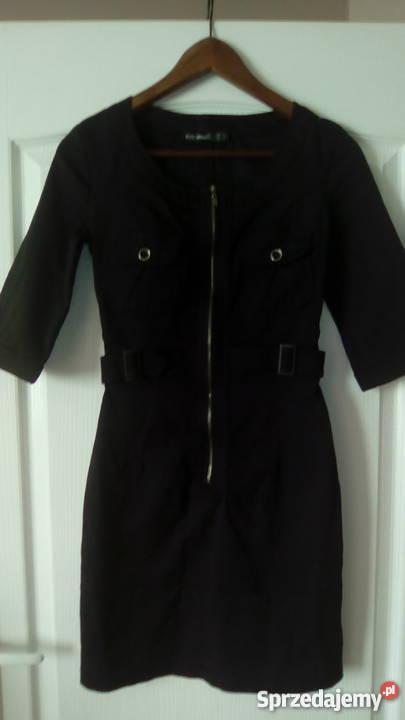 8730903b60 34 XXS 36 XS MATMAZEL czarna sukienka zip Wrocław - Sprzedajemy.pl