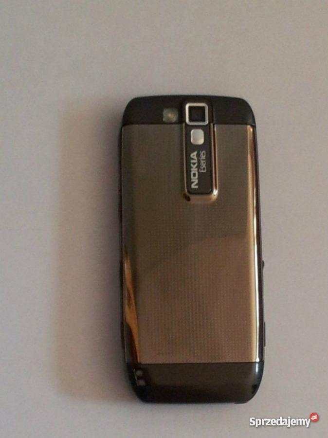 Nokia E66 Nowa KOMPLET!