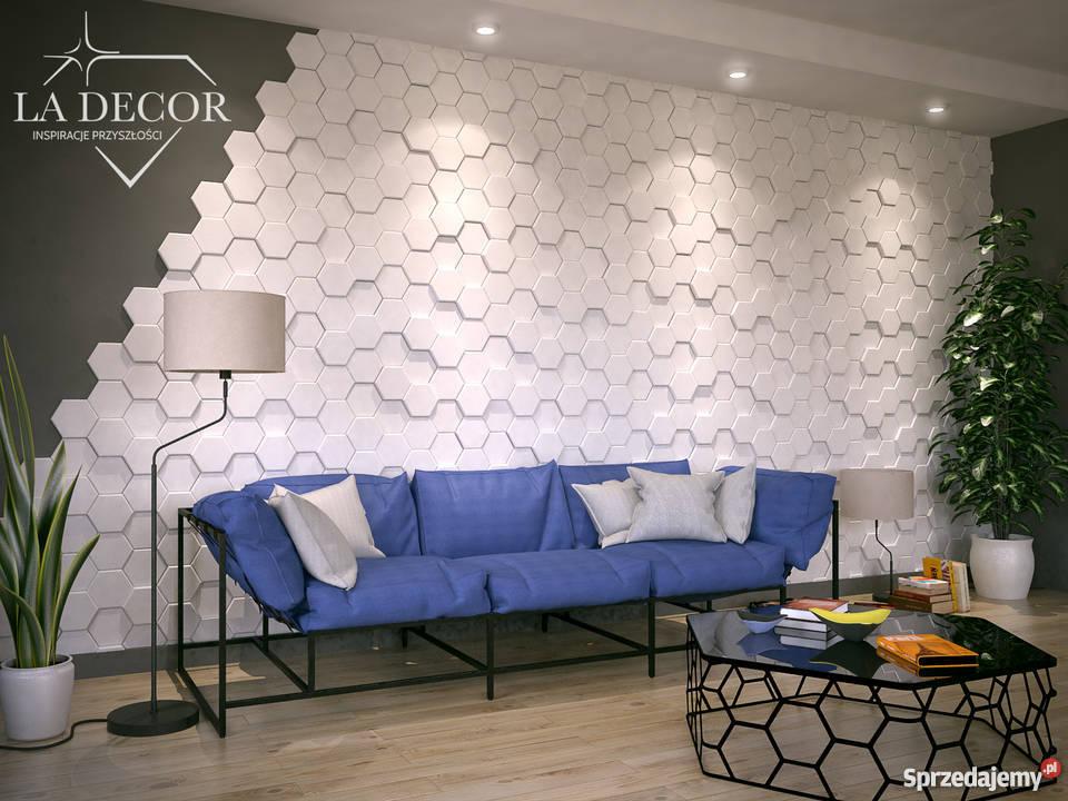 Panele 3d Kamienie Dekoracyjne Na ściany Wewnętrzne La Decor