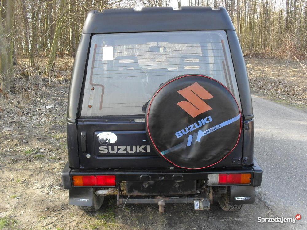 Suzuki Jimny Rok produkcji 1993 Gryfice sprzedam