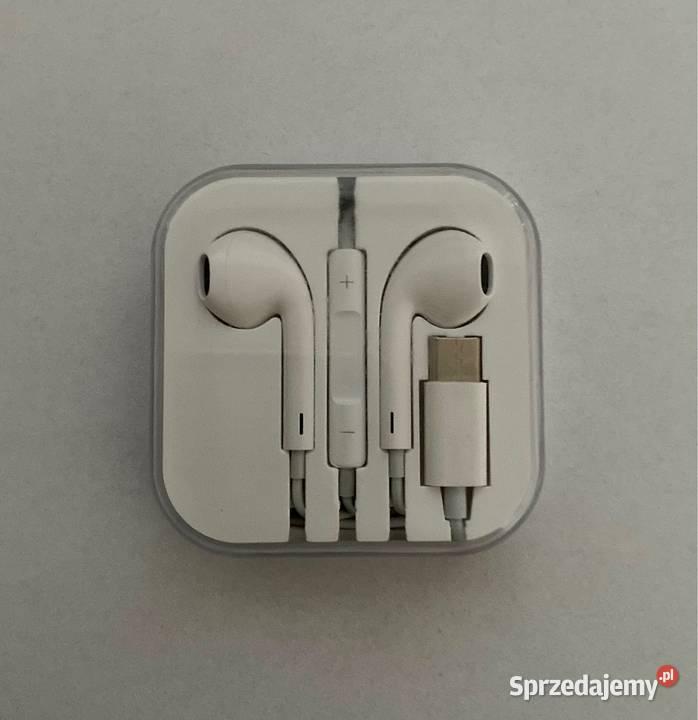 Słuchawki Earpods do Androida / Samsunga