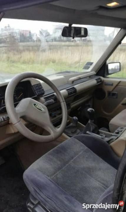 Land Rover discovery 25tdi Discovery lubelskie Lubartów sprzedam