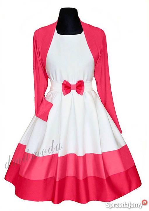 3b2083ff9c Elegancka sukienka dziewczynki szarotka ecru Ubrania wizytowe i koszule Dla  Dziecka