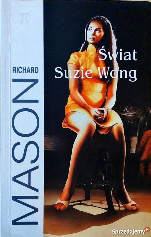 ŚWIAT SUZIE WONG MASON RICHARD Koszalin