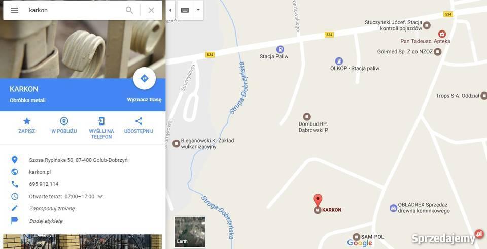 Forma słupek płyty betonowe podwójna KARKON Golub-Dobrzyń sprzedam