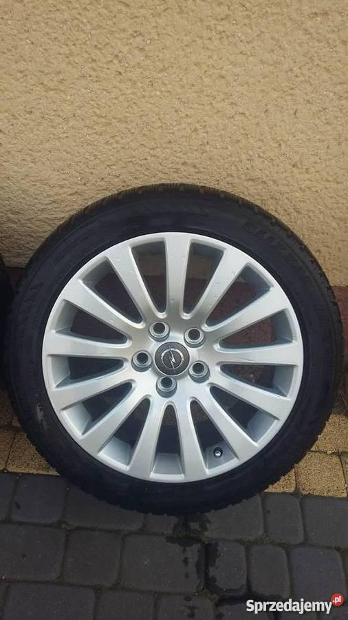 Oryginalne Felgi Opel Insignia 18 Cali Zima Potworów Sprzedajemypl