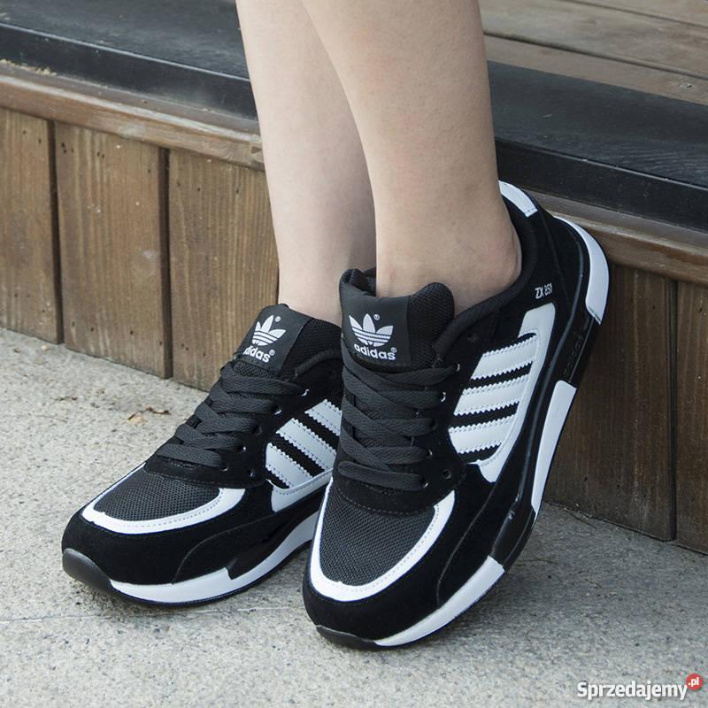 buty adidas zx 850 czarne