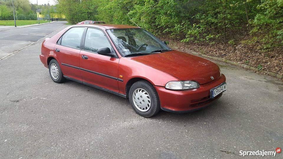 Zaawansowane Honda civic 5 sedan LPG Mikołów - Sprzedajemy.pl FG11