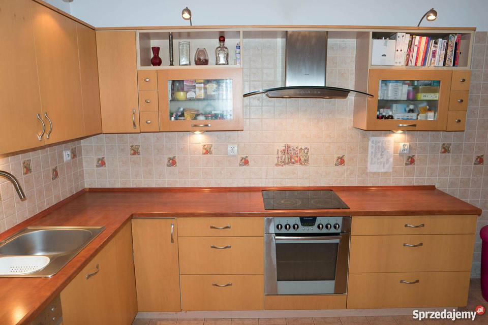 używane meble kuchenne z agd zmywarka lod243wka kuchnia
