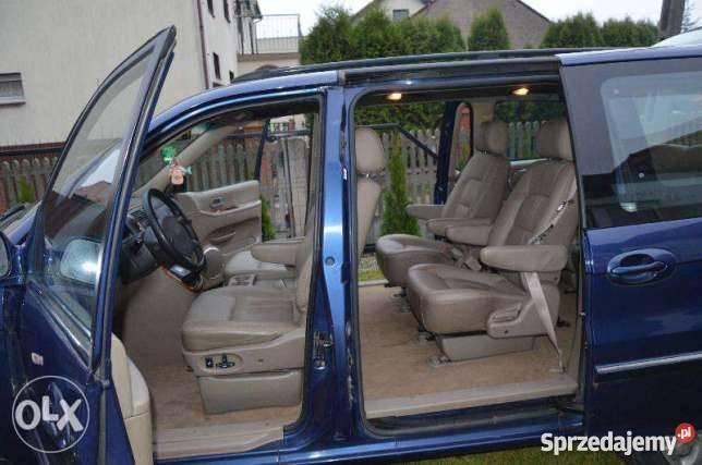 Nowość Sprzedam lub zamienię Kia Carnival 2.9 CRDI 7-osobowe auto Myszków TY11