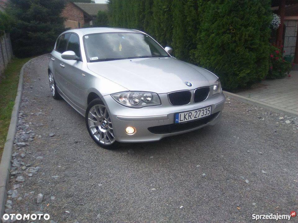 BMW E87 Serii II 20 Diessel lakier metallic Kowalin