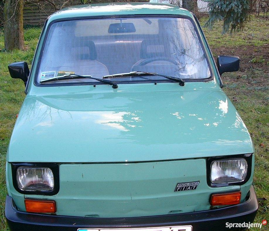 Fiat 126P 650 FL 126 mazowieckie