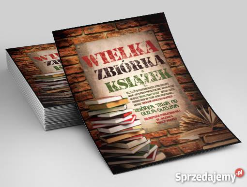 Projekt graficzny plakat ulotka lubelskie Lublin usługi it