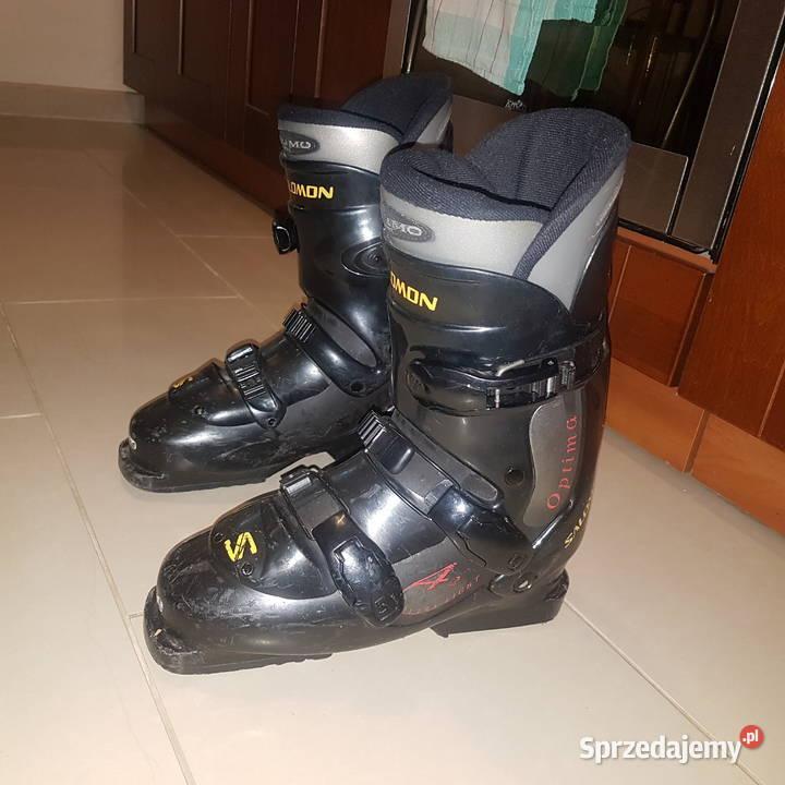 Buty narciarskie SALOMON OPTIMA ULTRA LIGHT wkładka 26,5cm