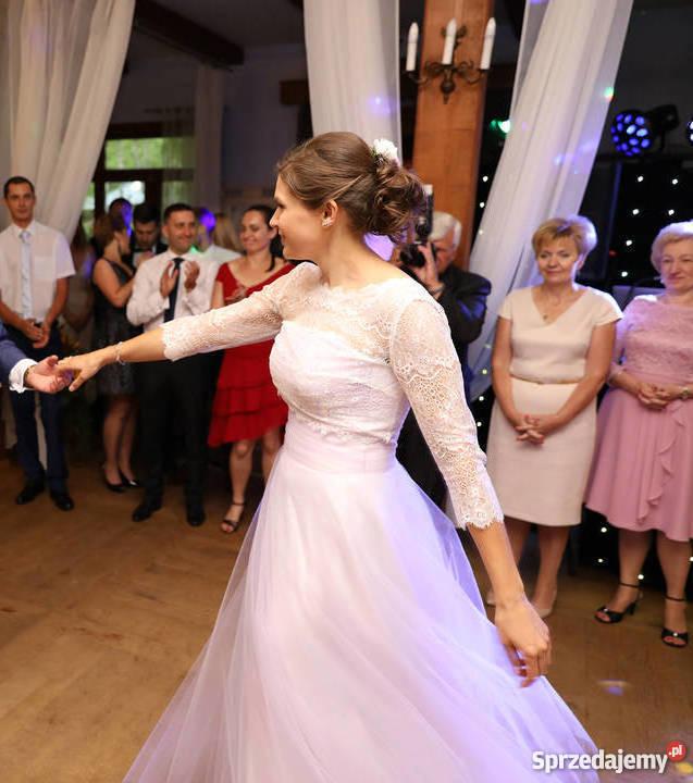7a3ed06790 fioletowa suknia - Sprzedajemy.pl