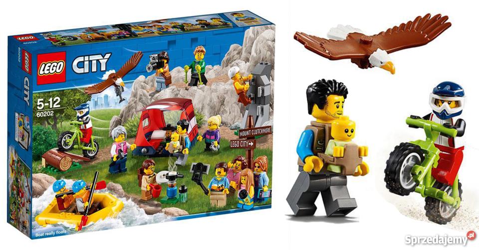Lego 60202 Niesamowite Przygody Warszawa Sprzedajemypl