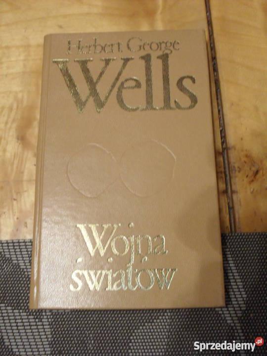 Wojna światów HG Wells Warszawa