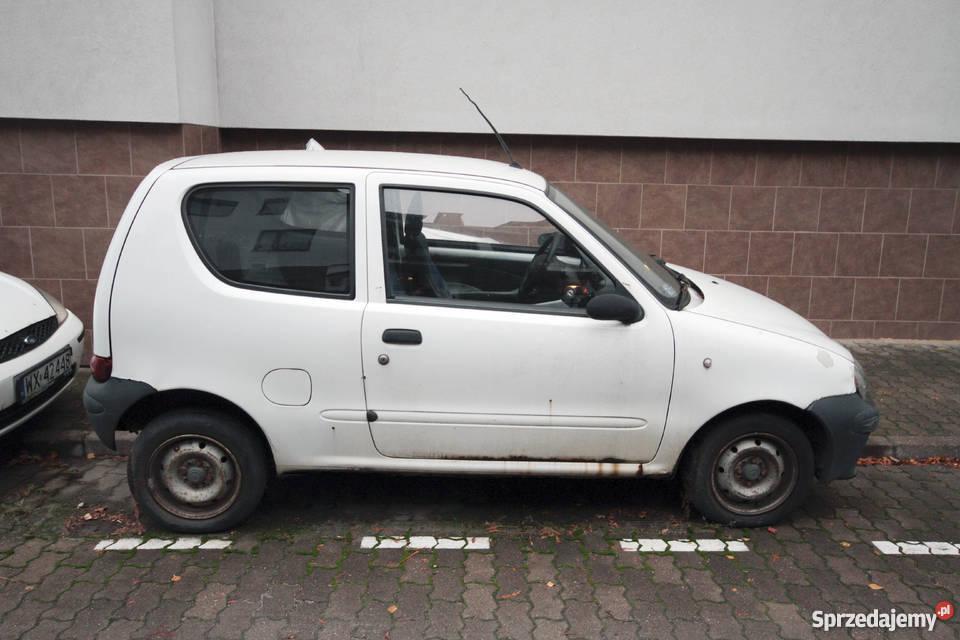 Fiat Seicento VAN benzyna Warszawa