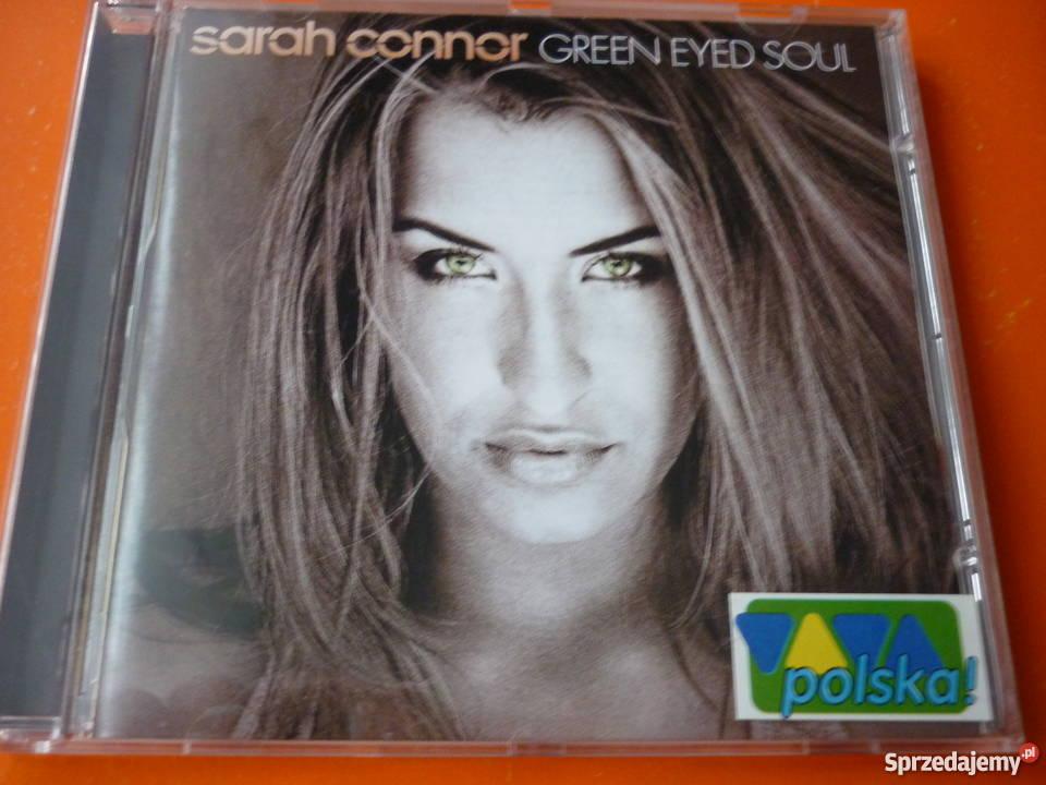 Płyta CD Sarah Connor Green eyed soul 1 płyta