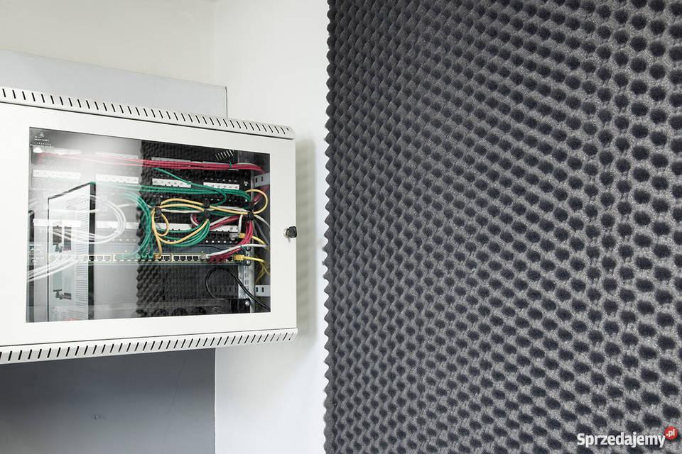 Panele akustyczne Kwadrat panele wygłuszające Sprzęt estradowy, studyjny i DJ-ski