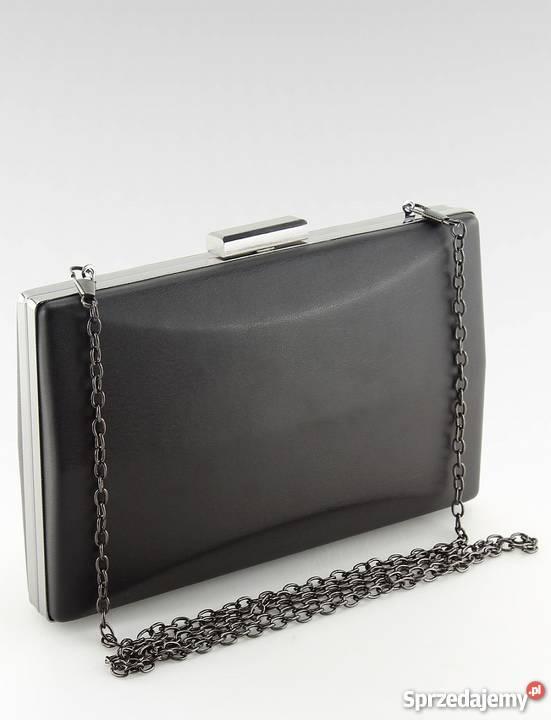 02a3b54117683 torebki wieczorowe czarne - Sprzedajemy.pl
