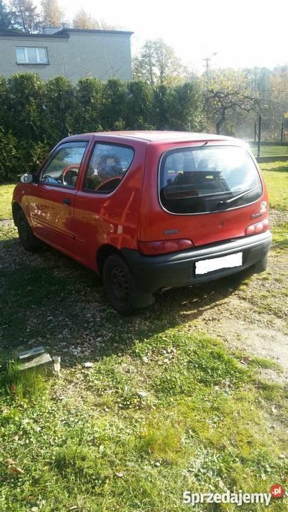Fiat Saicento śląskie Rybnik