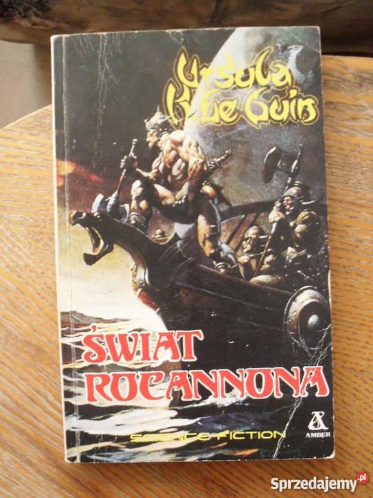Świat Rocannona Ursula K Le Guin science fiction Warszawa