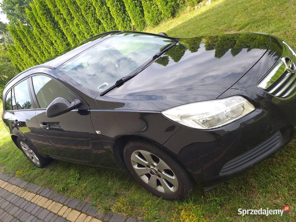 Opel Insignia 2,0 diesel kombi