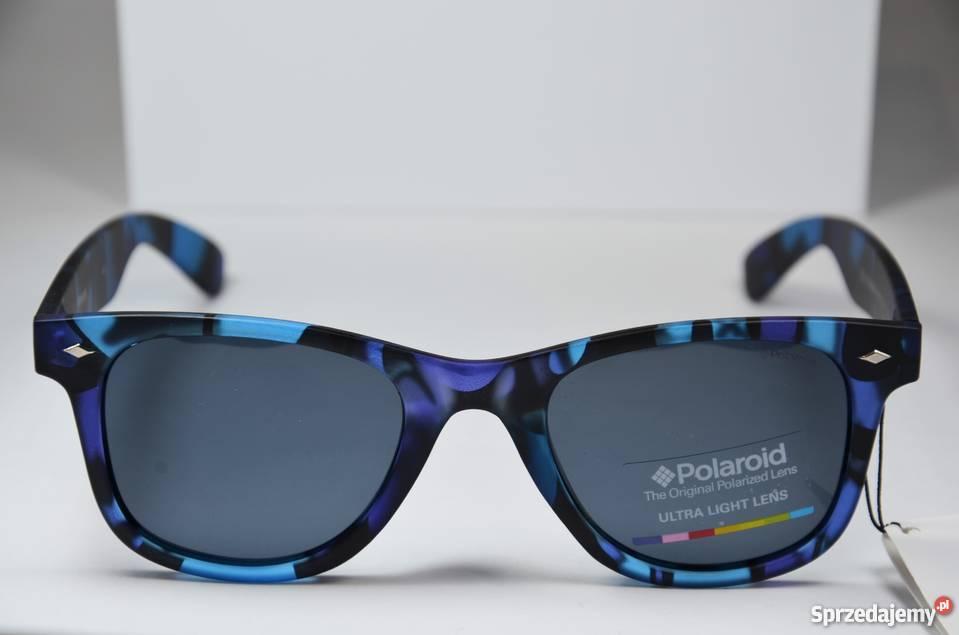 Okulary przeciwsłoneczne Polaroid PLD 6009S z Polaryzacją