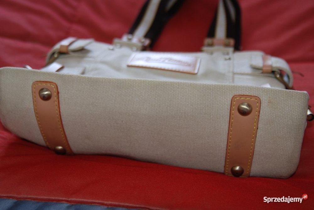 8ab8e231f85b5 śliczna płócienna torebka Louis Vuitton - Sprzedajemy.pl