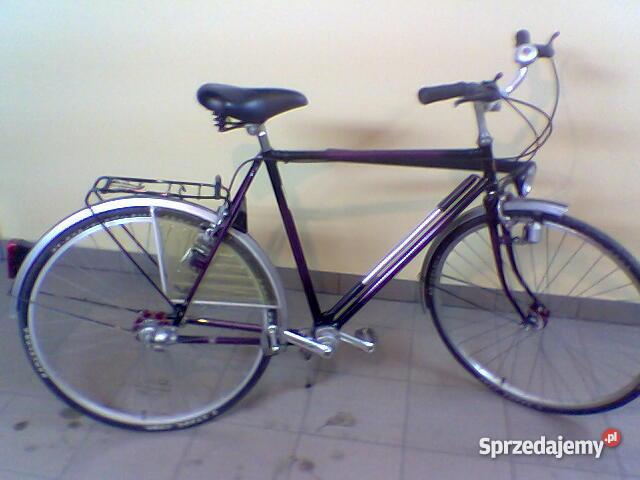 Rower z napędem na wał kardana Tarnów