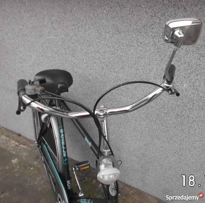 Lusterko do roweru stylowego Nowe chromowane Części i akcesoria Warszawa