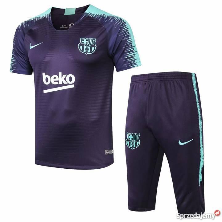 883f1bcd5 Strój piłkarski Barcelona Warszawa - Sprzedajemy.pl