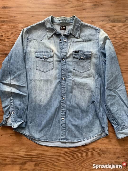 357e407c Koszula jeansowa LEE
