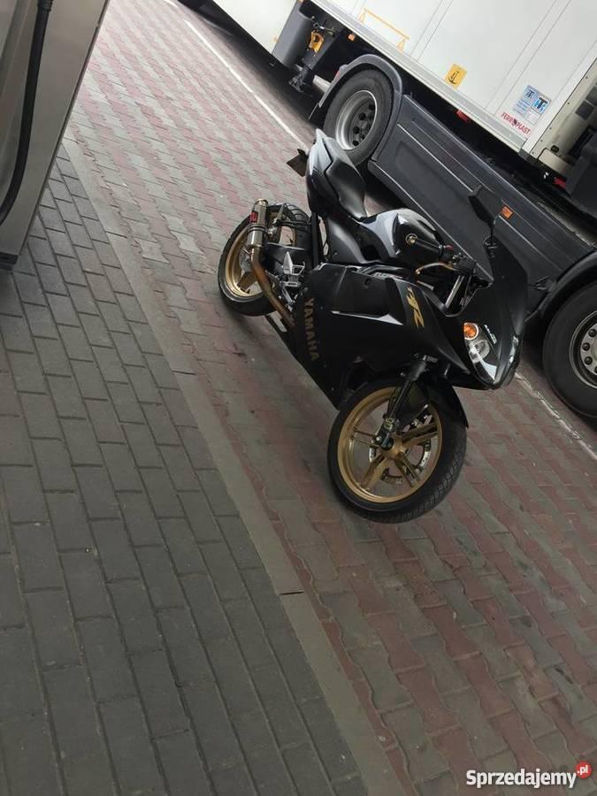 Yamaha tzr 12550 swap cbr nie rsnsrgpryzf