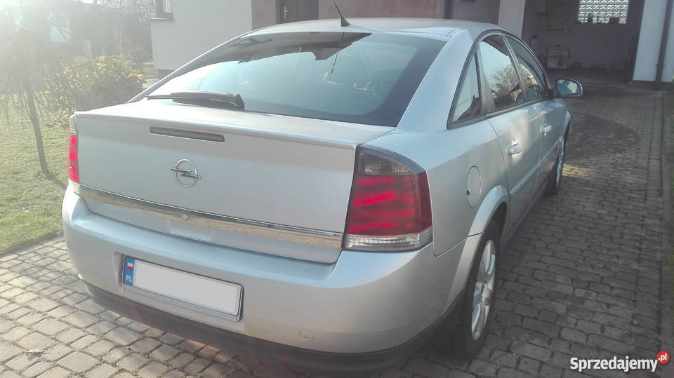 Opel Vectra C GTS 1.9 CDTI