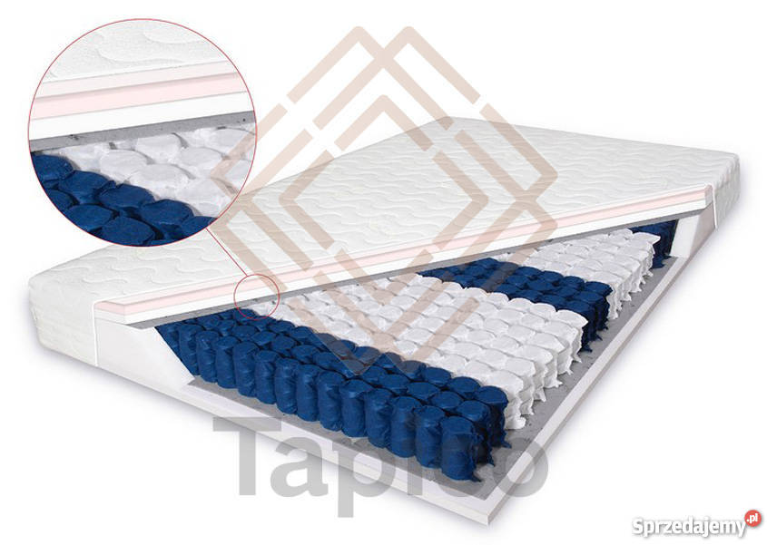 materac kieszeniowy h4 90x200 najlepsze materace pisarzowice. Black Bedroom Furniture Sets. Home Design Ideas