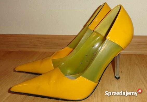 Niepowtarzalne buty szpilki Bronx 38 Wrocław