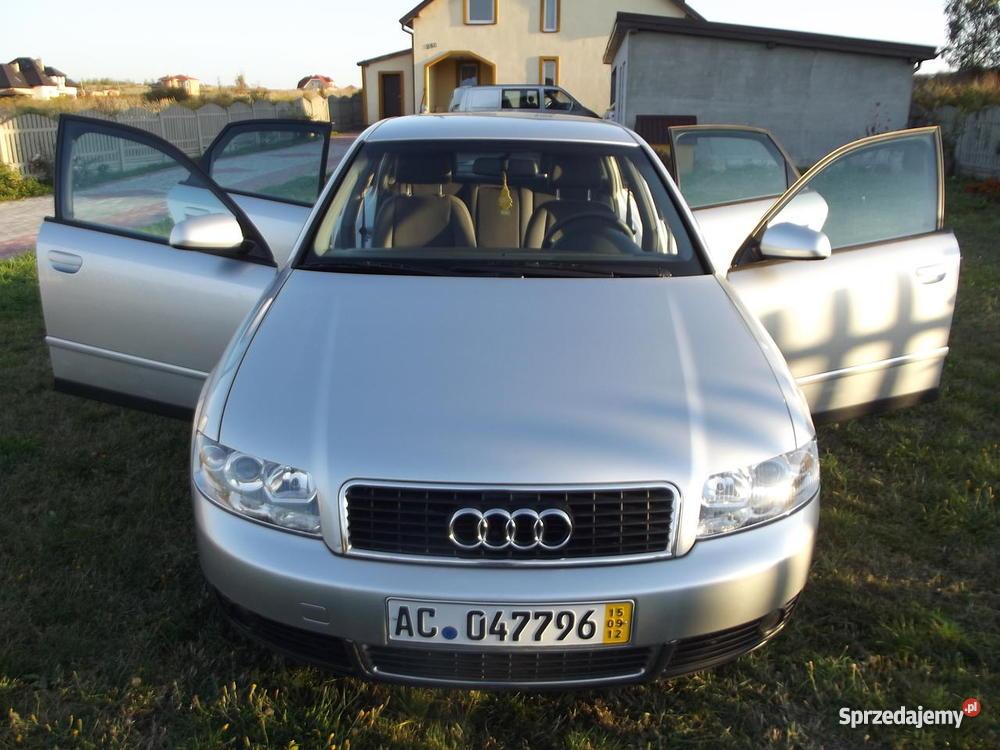 Audi A4 Sprowadzone z NIEMIEC OSOBA PRYWATNA nieuszkodzony Kielce sprzedam