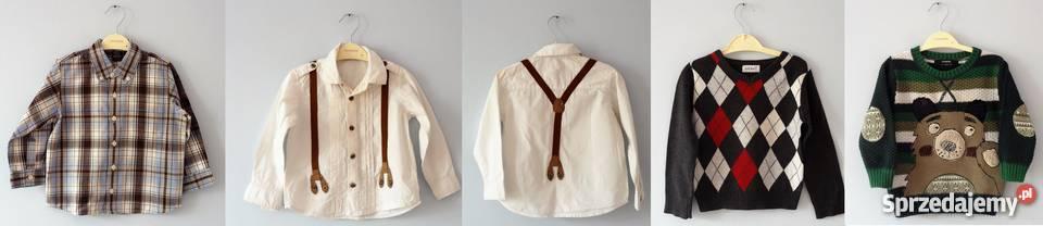2b7339299 12 18 mc Spodnie Dresy koszula szelki Jeansy Komplety i zestawy Bydgoszcz