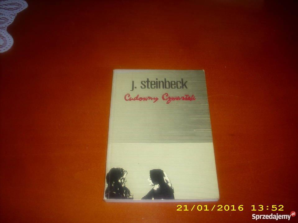 Cudowny czwartek  - J. Steinbeck D.