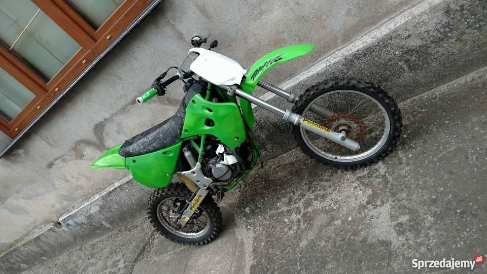 Kawasaki kx 250 83r silnik loncin 200 Okazja!!! Stęszów