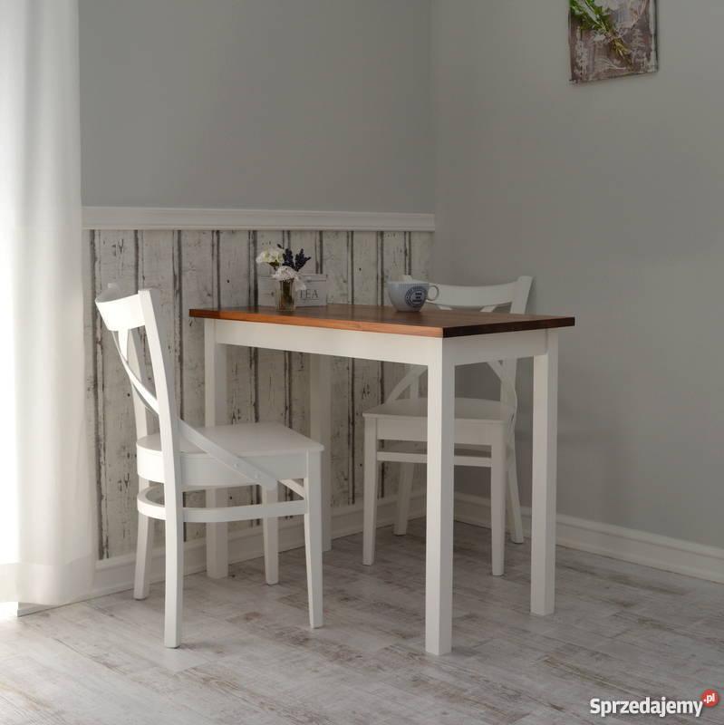 Stół Kuchenny Drewno Od Producenta Prowansja