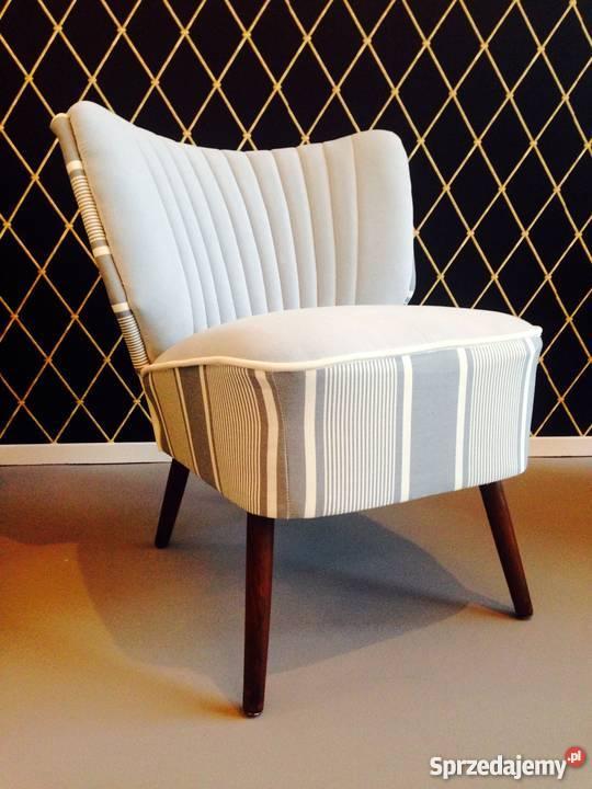Fotel Klubowy Lata 60 Design Lata 70