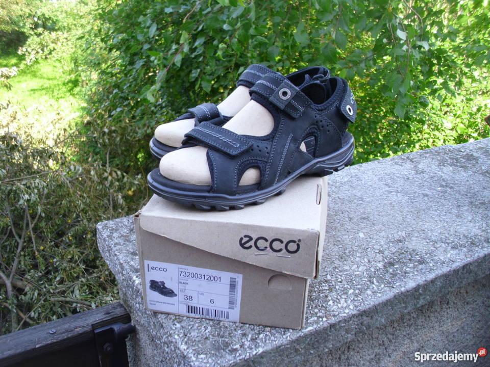 89d992936cc7 Sandały chłopięce Ecco Urban Safari czarne Wrocław - Sprzedajemy.pl