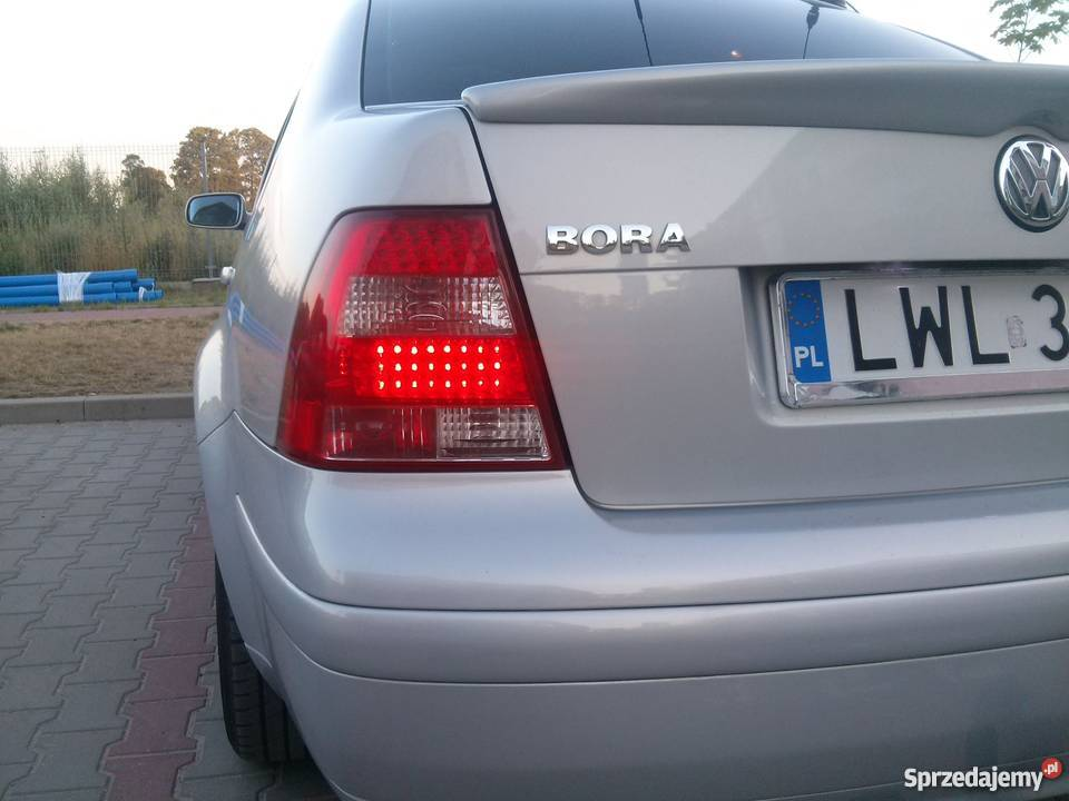 VW Bora 16 SR Benzyna Gaz Jedyna Taka wspomaganie kierownicy Warszawa sprzedam