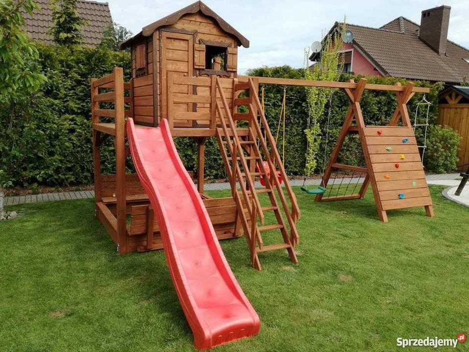 plac zabaw domek dla dzieci kostrzyn nad odr. Black Bedroom Furniture Sets. Home Design Ideas