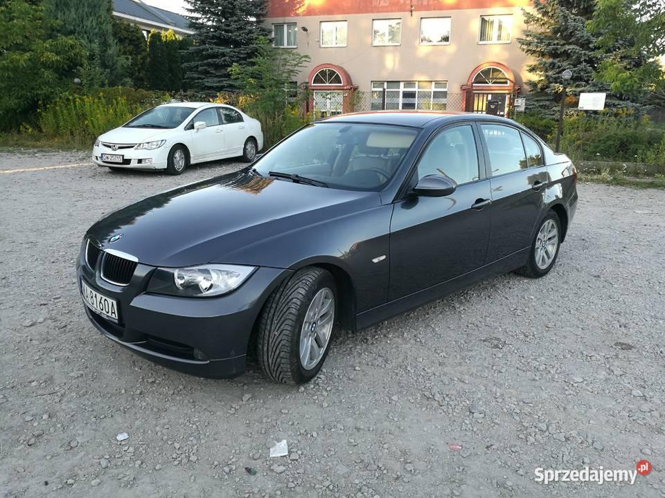 BMW E90 320d zadbana