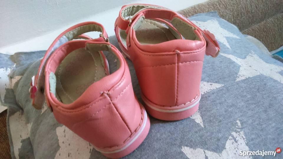 05897d4193c6 sandałki dziecięce rozmiar 27 Brzeg - Sprzedajemy.pl